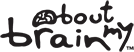 about my brain logo black